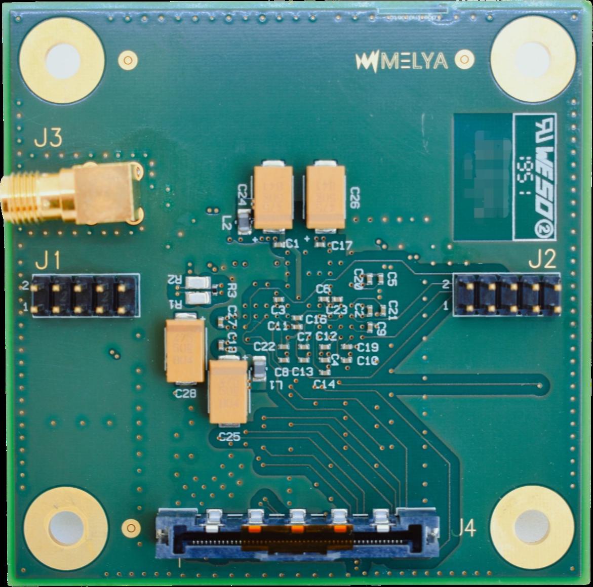Imager Board Zync MelyaSystems