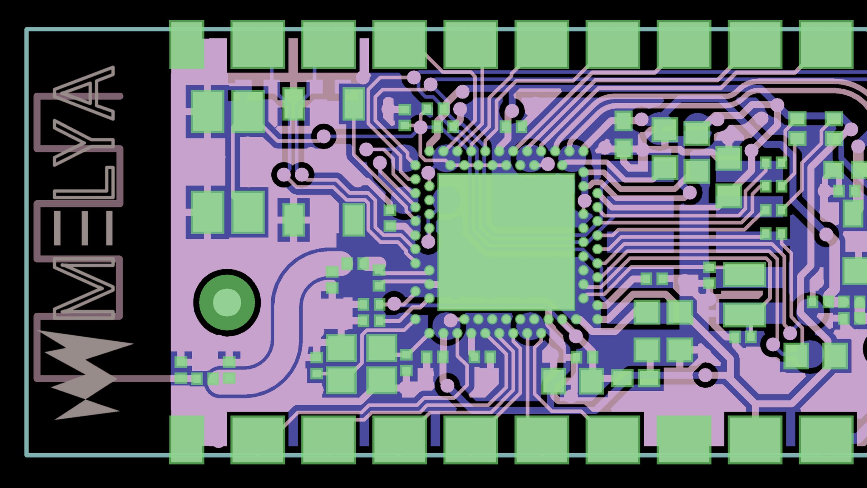 RF-Modul MelyaSystems